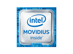 intel MOVIDIUS inside
